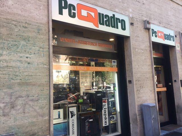 PCQUADRO piazza Bologna